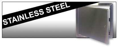 Stainless Steel Access Doors